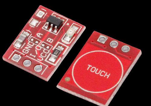 Testando sensor Touch no Node32